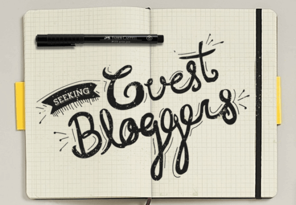 5 Step Process to Effective Guest Blogging