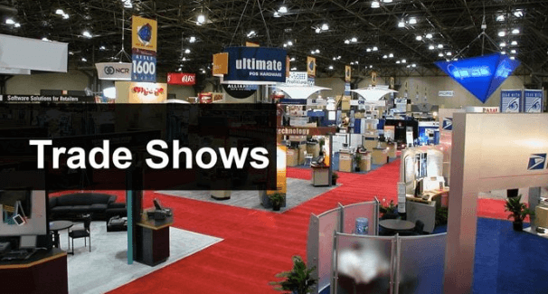 5 Points to Remember About Getting Leads from Trade Shows